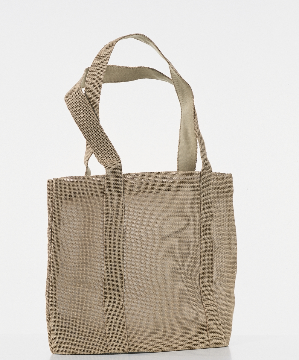 413 Medium Tote Bag col. natural