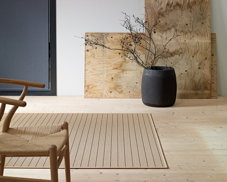 Line Rug Woodnotes