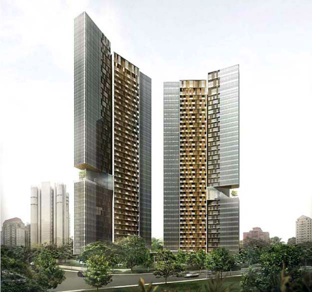 Apartments In Singapore: Twin Peaks, Singapore Ready-to-live-in Apartments..Twin