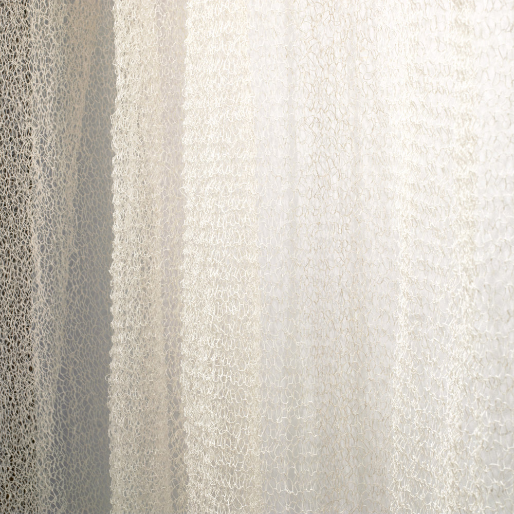 7210101 VEIL white curtain