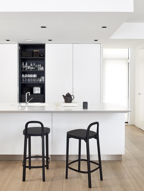 Siro + bar stools_black 65 cm