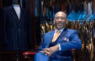 The 25 Greatest Black Fashion Designers Maurice Sedwell
