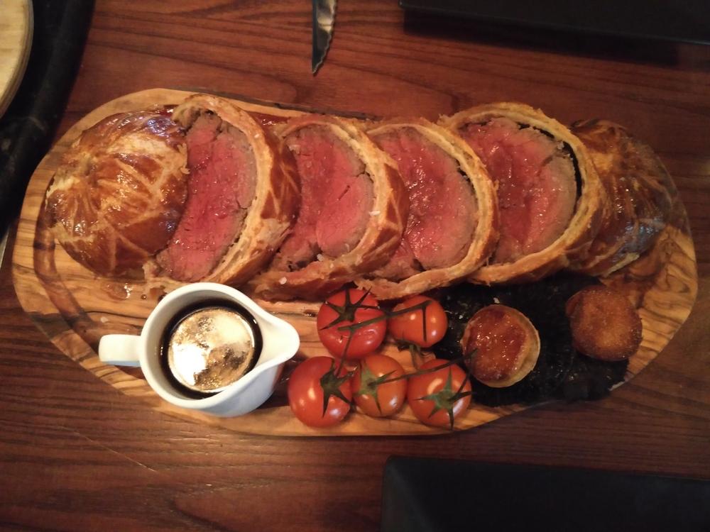 beef wellington dianavonr diana von r heddon street kitchen