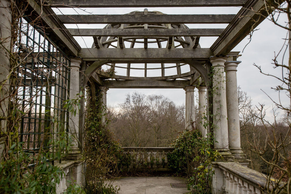 pergola hill garden dianavonr hampsteadmums