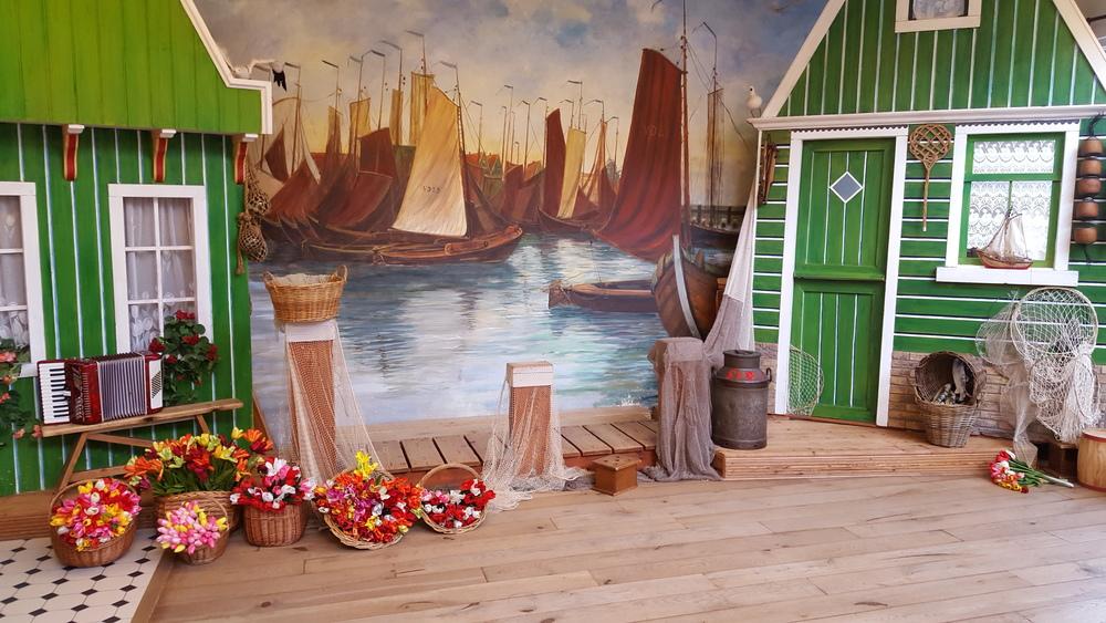 Volendam Foto Volendamse havenderdracht