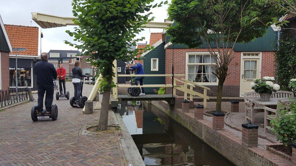 Segway Volendam