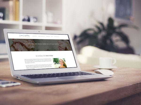 Emma Englishby Web Design