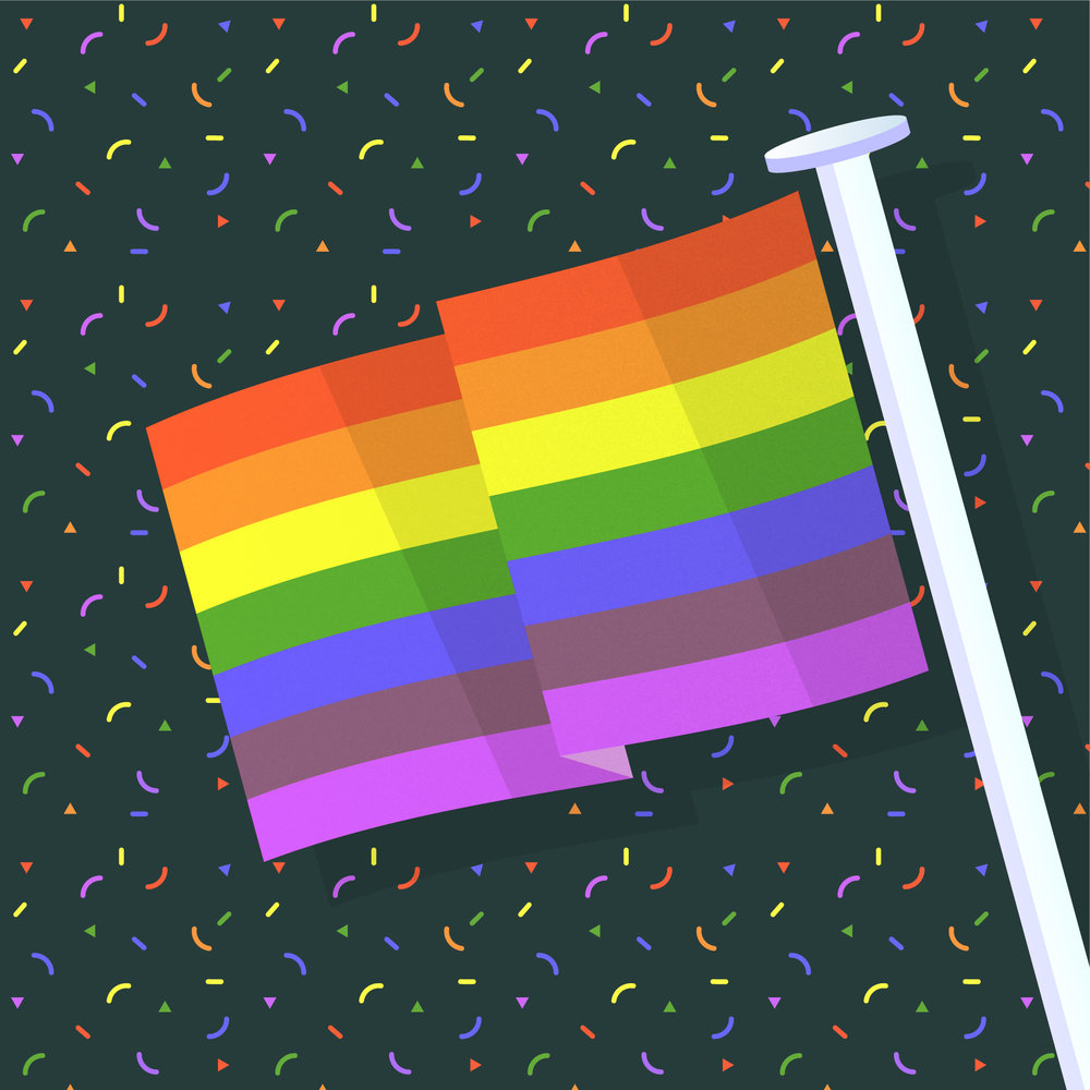 Celebrating LGBTQ rights