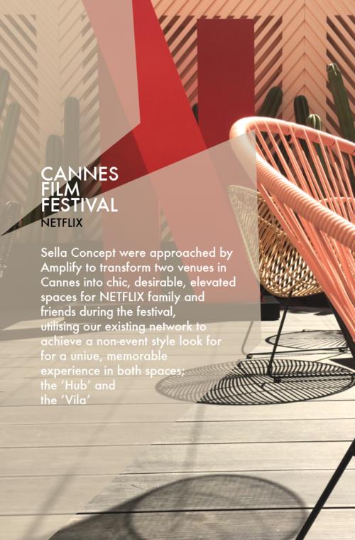 Netflix Cannes Film Festival Logo