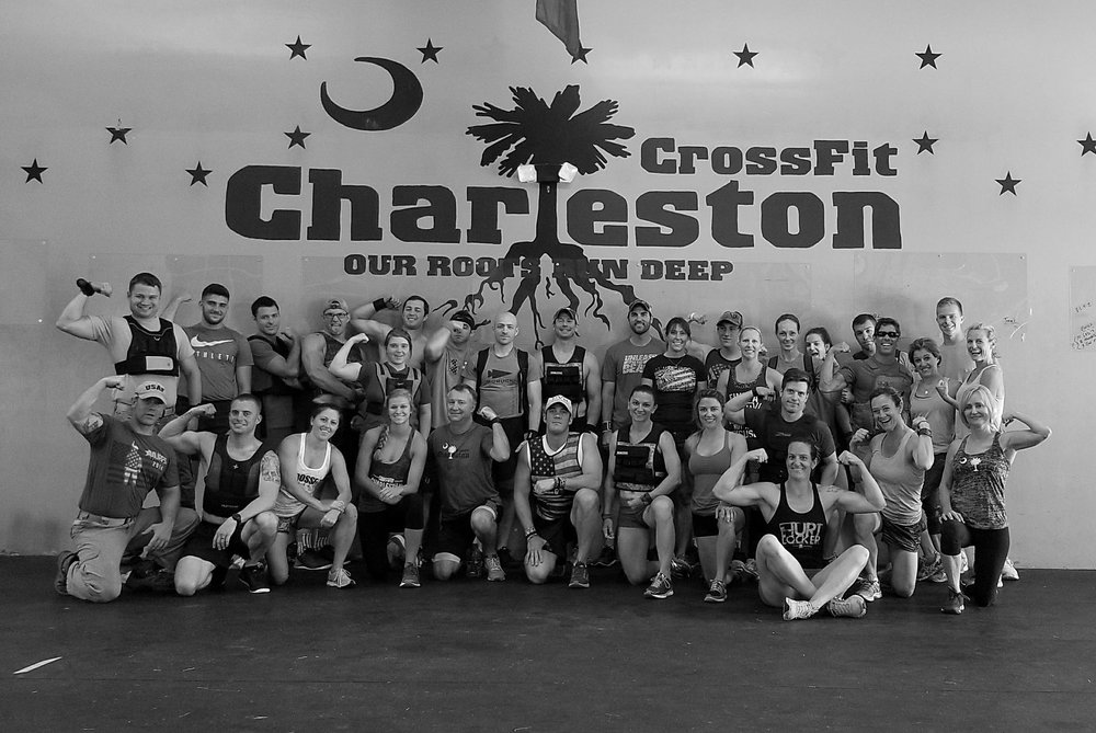 About Crossfit Charleston