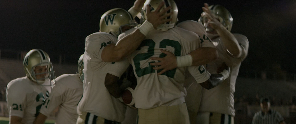 "REVIEWS      ""WOODLAWN gets high marks...""    — Los Angeles Times       ""  Christian films enter new playing field""    — USA Today      "" ...told with strength and skill""    — Chicago-Sun-Times      "" Go see WOODLAWN""    — The Huffington Post      "" Awesome""    — Sean Hanity"
