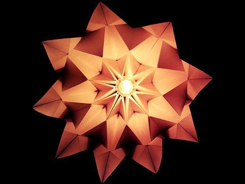 Origami Moth