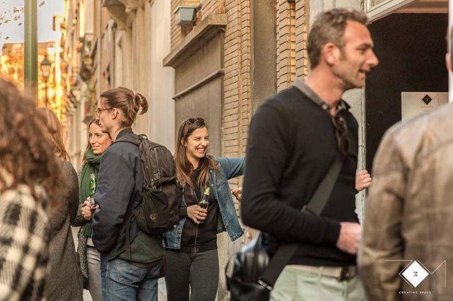 Merci à tous pour votre présence lors de ce vernissage. Déjà 1 an que @rom3brussels existe ! #rom3 #vernissage #artshopping #rom3creativespace #creative #art #gallerybrussels #gallery #galerie #saintgilles #artist #expo #exposition #exhibition #artbrussels