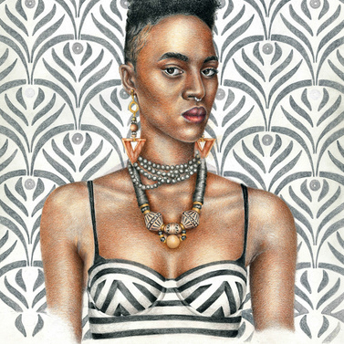 Nubia (Kushite Kingdom): African Art and Painting by Josh Sessoms Art. Philadelphia, Raleigh/Durham and New York.