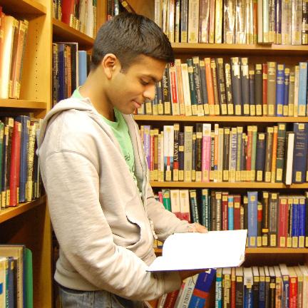 student-read
