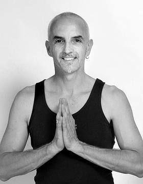 Mark Stevens -  the inspiring teacher that first taught me Jivamukti Yoga!  Based at the Yoga Studio in Ely, Cambridgeshire.  I'm honoured to teach at Mark's studio and have spent so much valuable time assisting in Mark's classes.