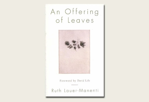 Click here to buy  An Offering of Leaves  by Lady Ruth