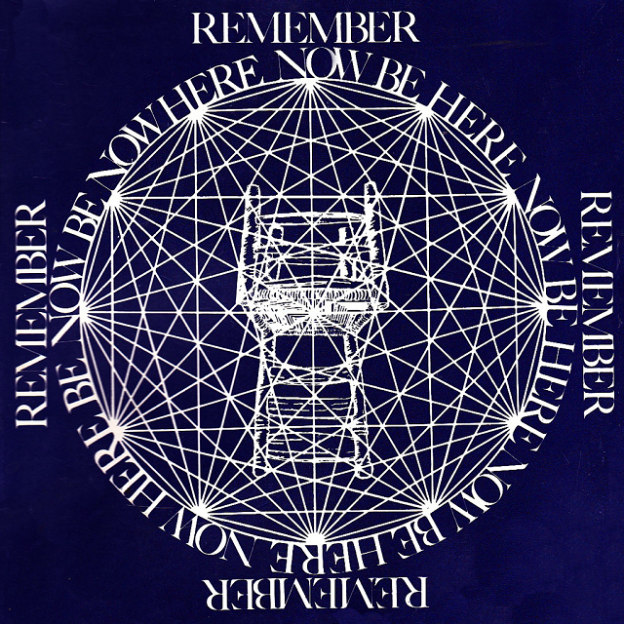 Click here to buy Be Here Now by Ram Dass