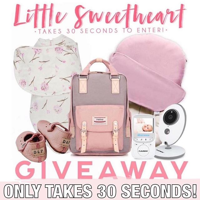 This one is for all the Little Sweethearts! Win EVERYTHING PICTURED or CASH option also available! Only takes 30 seconds to enter!  1️⃣ L I K E  this post! 2️⃣ G O  T O  @win_with_lcb to finish entering!  3️⃣ B O N U S  E N T R Y: Tag a mama or friend and let them know what you'd pick! 💗Already entered? Good Luck!! • Live until: 2/7 @ 9PM MST. Rules are posted on official giveaway post. Host: @lcb_giveaways