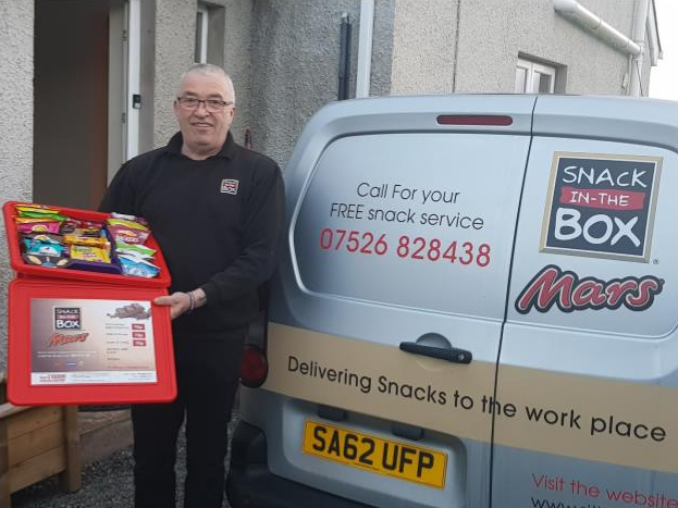 "David Skelton – Northern Ireland Franchisee – ""what a great range of products!"""