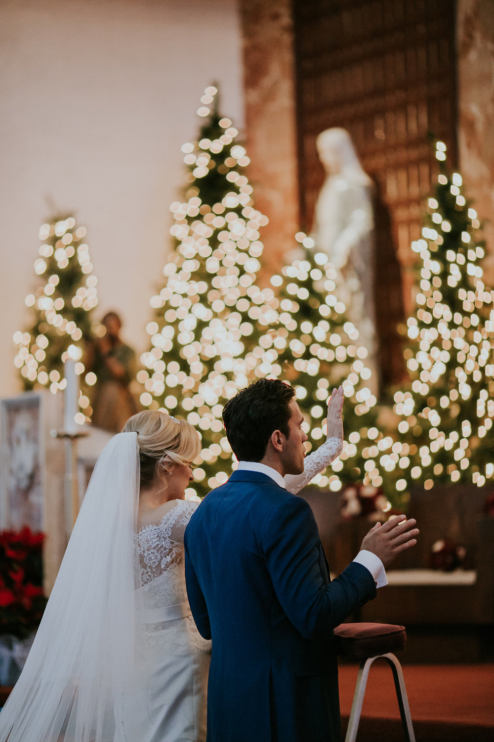 five distinctively catholic ways to celebrate christmas as a couple spoken bride - Do Catholics Celebrate Christmas