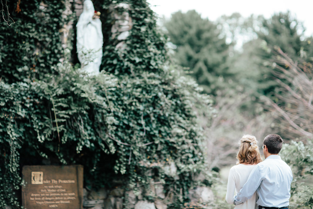 Photography:  Meaghan Clare Photography , seen in  Elise's Wedding: Why it Matters that We're Marrying in a Church