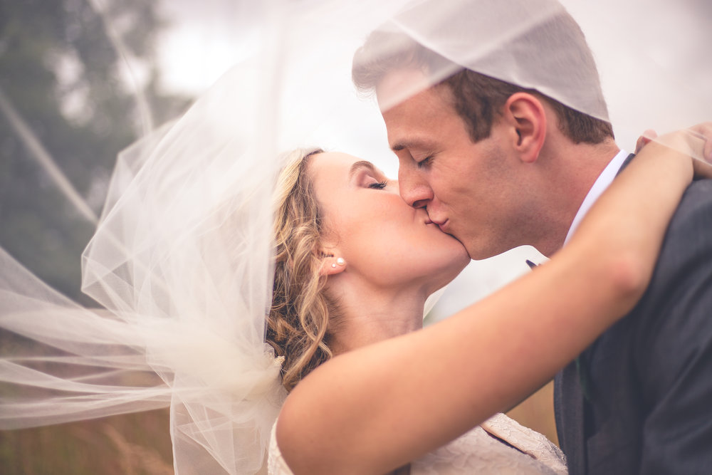 Photography:  Dan Zeller Photography , seen in  Bridget + David | Summer Picnic-Style Wedding