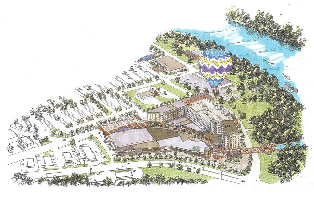 Wabash Landing Development