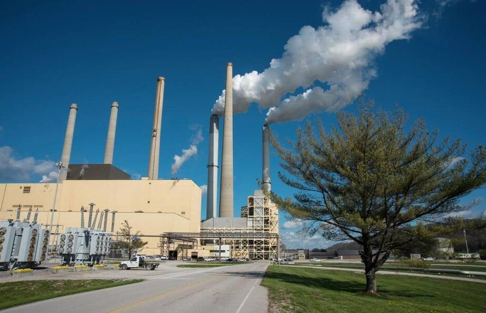 East Kentucky Power Cooperative's Spurlock Station   (photo: Tim webb /  lexington Herald Leader )