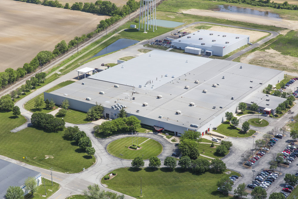 Nachi America's Greenwood, Indiana plant.   (photo:    nachiamerica.com )