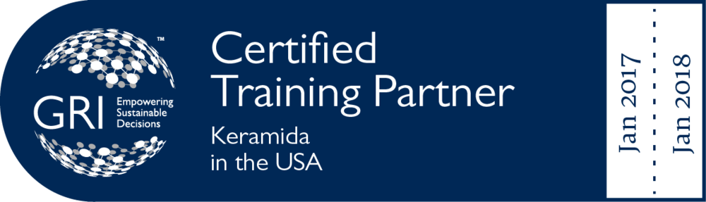 Global Reporting Initiative - Certified Training Partner