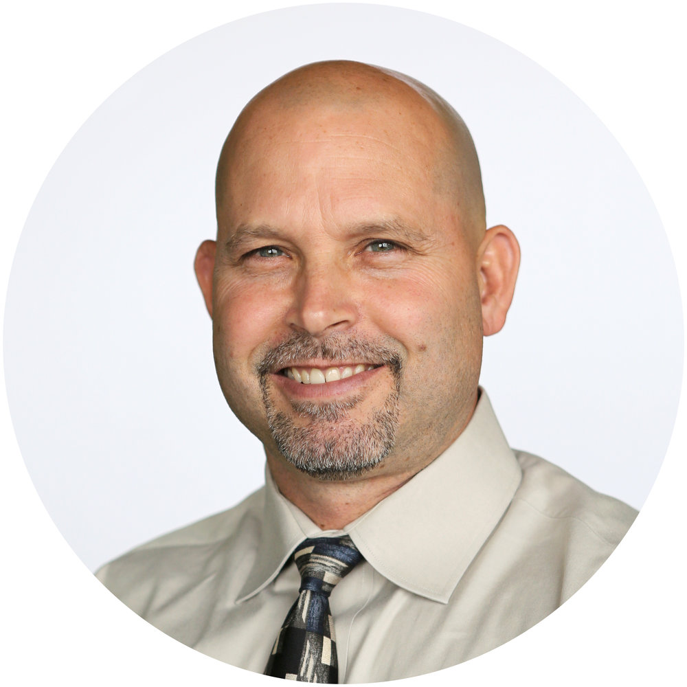 Brian Harrington, Vice President, Land Services Operations, KERAMIDA Inc.