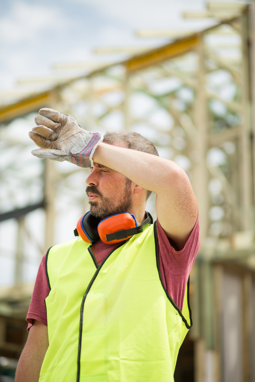 Safety Tips For Working In The Heat