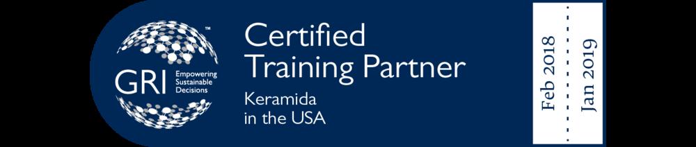 GRI Certified Training Partner