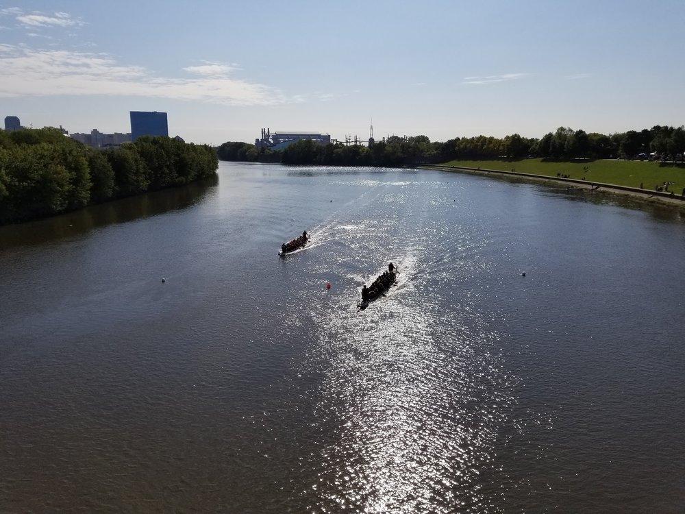 White River Dragon Boat Race