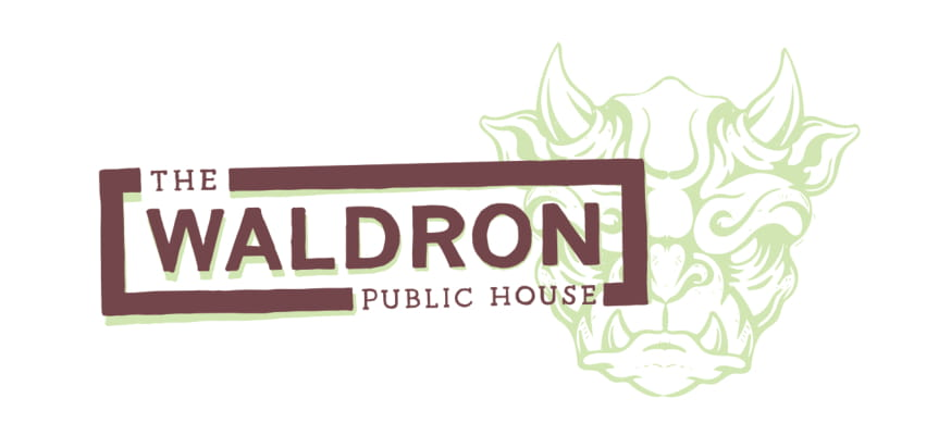01_The Waldron_Primary Logo_White BG-1.jpg