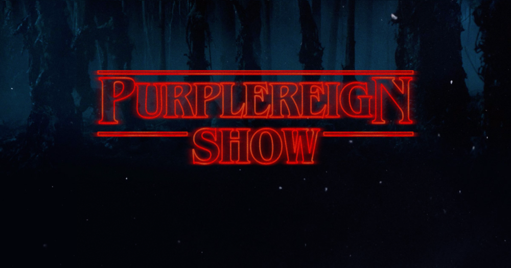 Purplereign-show