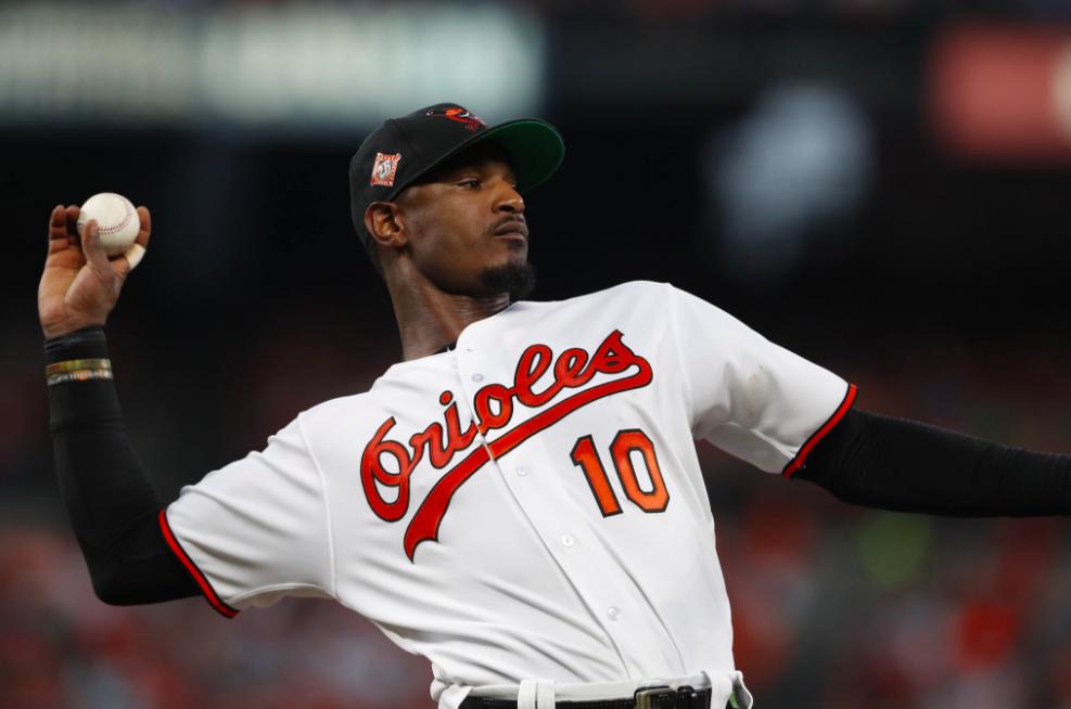 Baltimore Orioles/Twitter