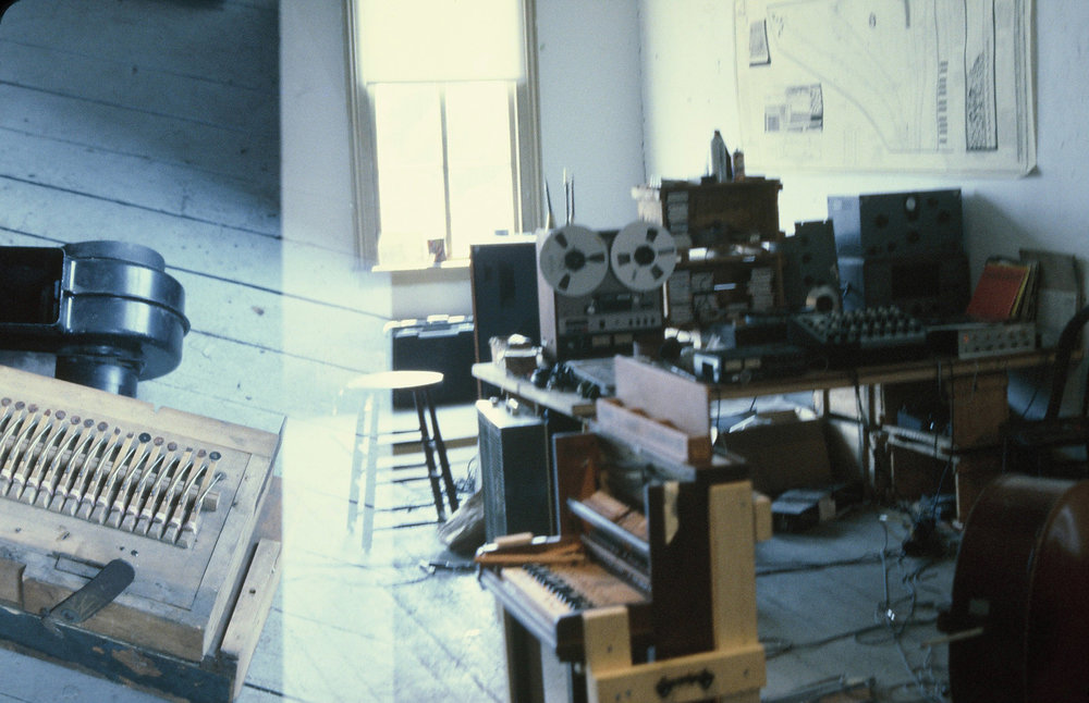 Studio, Middletown Ct., 1981