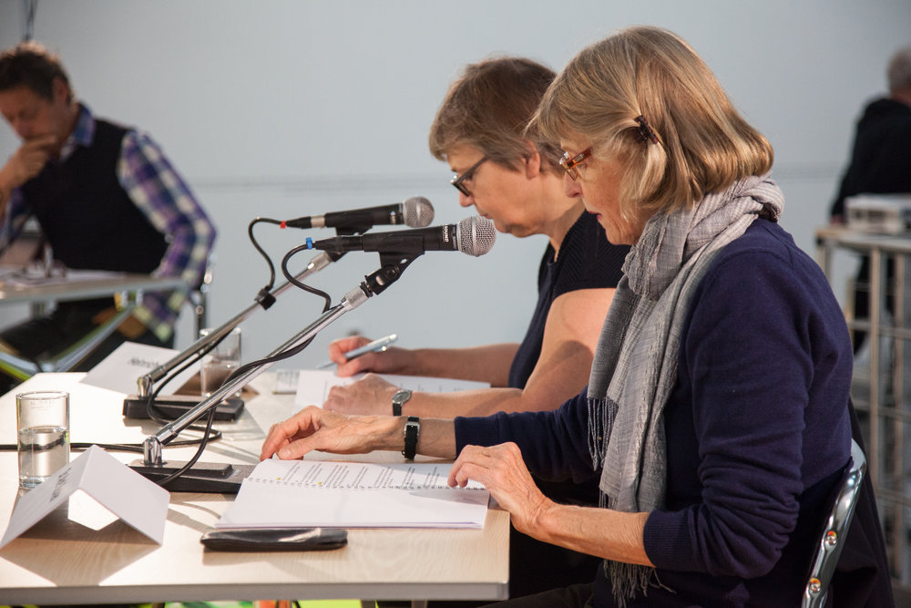 Eva Maria Schön and Monika Brandmeier