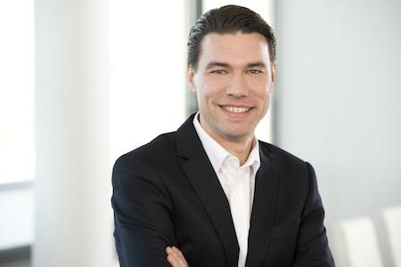Oliver Eckert, CEO BurdaForward GmbH