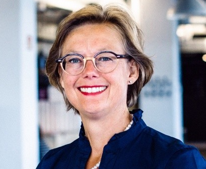Sandra Widmaier-Gebauer  Senior Vice President Corporate HR, Otto Group