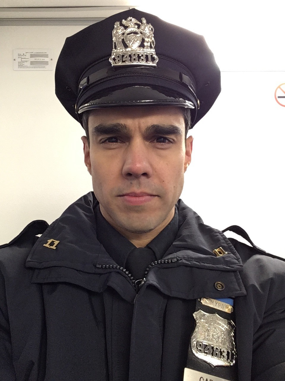 The Cop on season 6 episode 17 for    Elementary