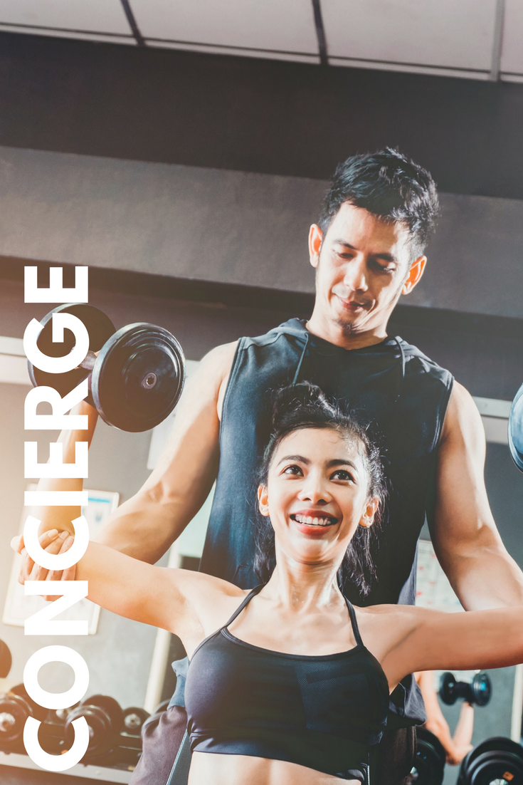 $1,500/MO  4 fitness classes per week  Complimentary fitness evaluations  Monthly promotions  1 social event per year, food and beverage not included  In-house marketing and collateral  1 Coffee and Biscotti On-The-Go  Quarterly analytics  Fitness facility consultation and weekly management of space