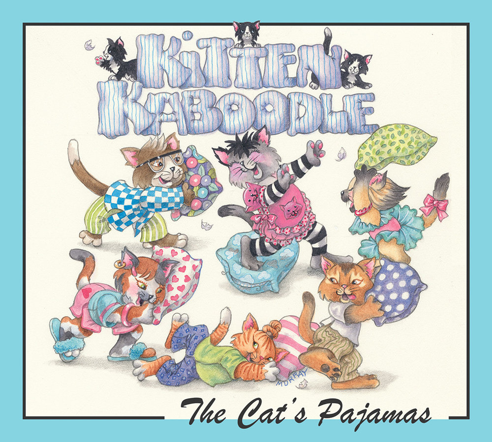 Award-winning kindie music album from Philadelphia's premier children's and family band!
