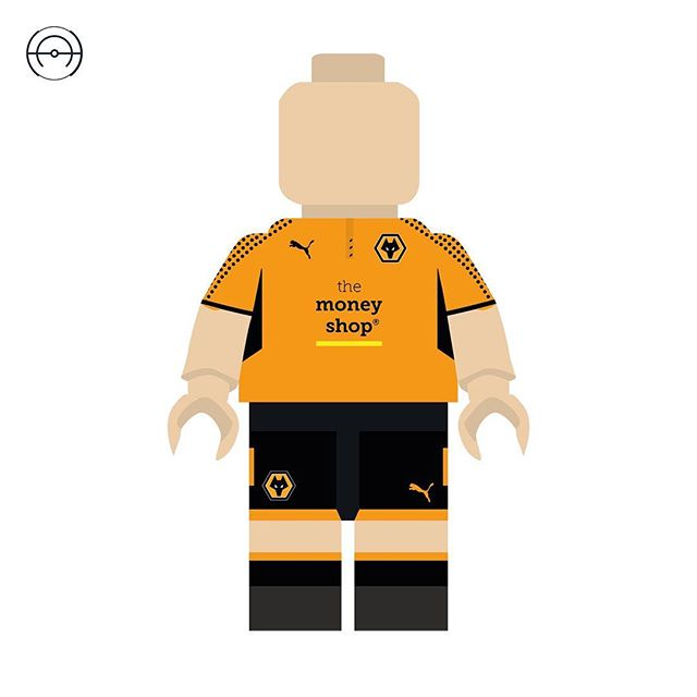 A little more experimentation for #SoccerSeptember . #wolves #wolverhampton #wwfc #wolvesaywe #soccer #football #futbol #fut #design #designer #graphicdesigner #graphicdesign #graphics #red #insta #like #lego #illustration #gold #black #fifa