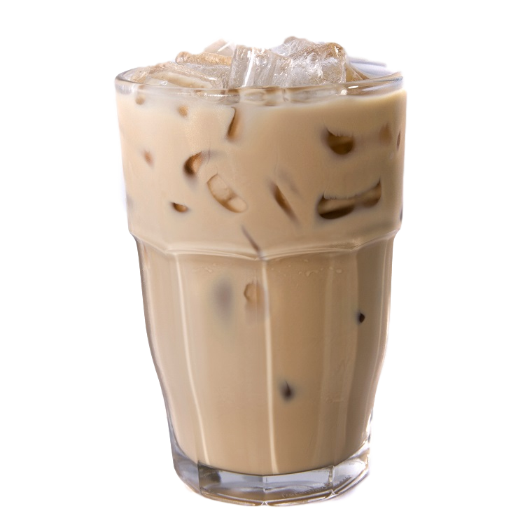 ICED LATTE   Brew coffee and allow to cool. Pour Coco Mochanut and coffee into a tall glass with ice. Try it in the blender for a frozen treat ( the Poolside Coolatta ).