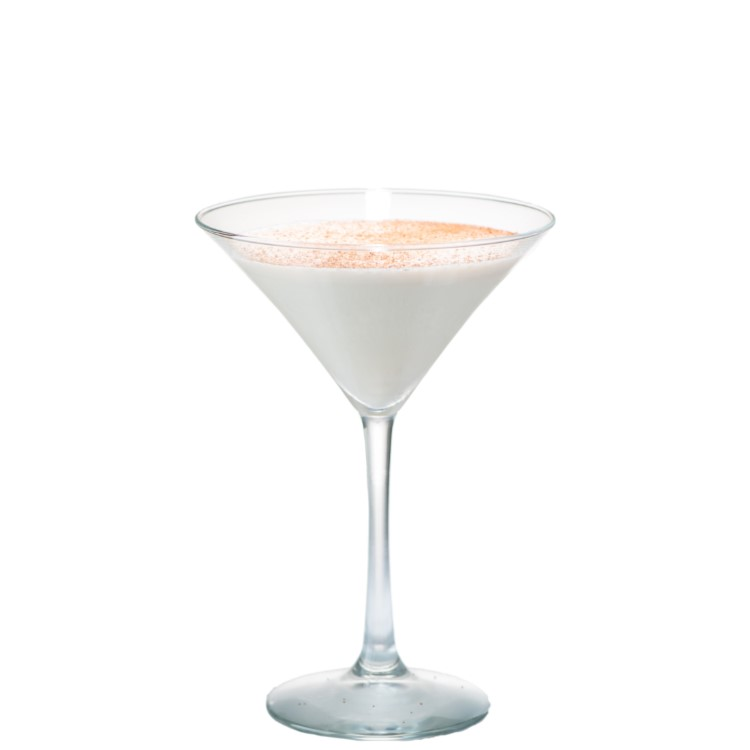 SKINNY SNOWFLAKE MARTINI Shake 3 parts Nilli Vanilli and 1 part vanilla vodka. Strain and pour into glass. Garnish with shaved white chocolate or cake sparkles for a festive touch.