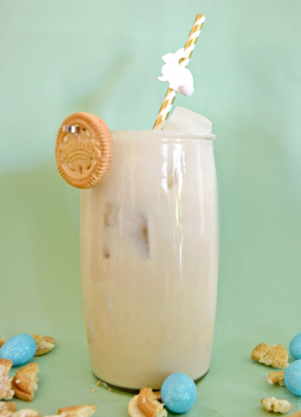 BOM BOM Egg Cream Soda Recipe