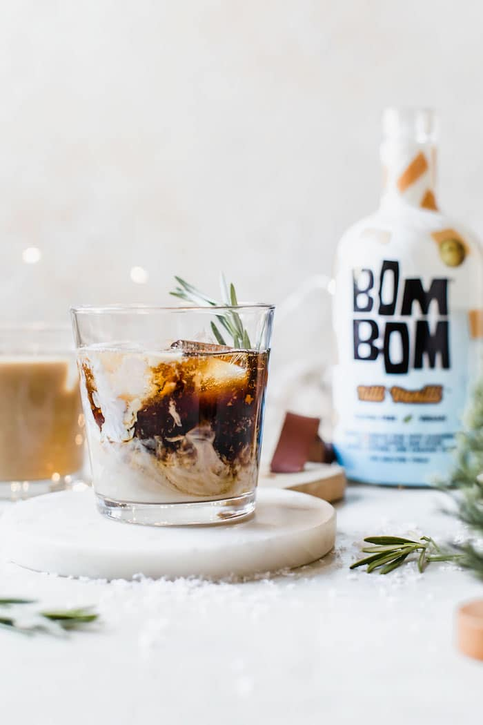 Rosemary Vanilla Cold Brew CocktaiL from The Almond Eater 12 2018.jpg
